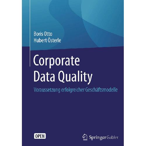 Corporate Data Quality: Kostenloses eBook zum Thema Datenqualität in Unternehmen
