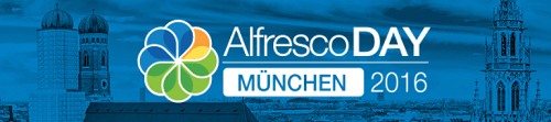 Alfresco Day München 2016 am 14. Juni