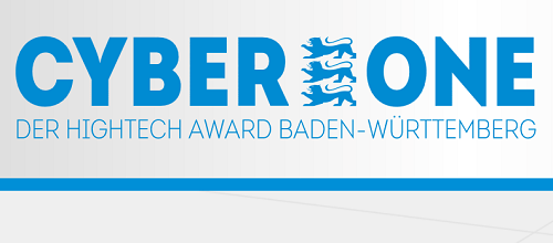 CyberOne Hightech Award 2016