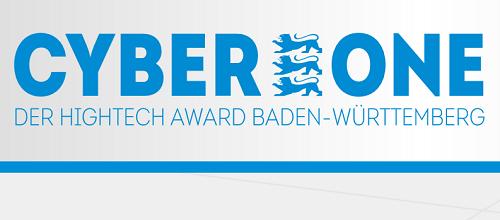 CyberOne Hightech Award 2016