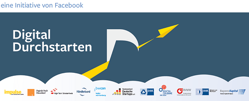 Facebook-Initiative Digital Durchstarten am 21. Juli 2016 in Stuttgart