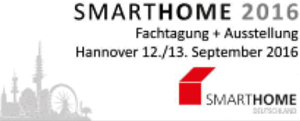 Smarthome 2016 am 12./13.9. in Hannover