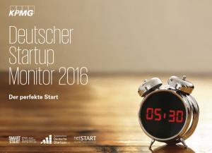 Deutscher Startup Monitore 2016 (DSM 2016)