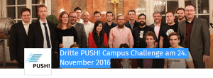 3. PUSH! Campus Challenge 2016