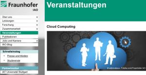 Cloud Mall BW - Landesprojekt zur Nutzung von Cloud-Technologien in KMU