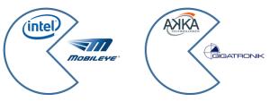 Intel übernimmt Mobileye, AKKA übernimmt GIGATRONIK