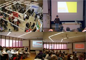 KITT und Informatiktag 2017 an der HFT Stuttgart