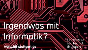 IT-Studiengänge an der HFT Stuttgart