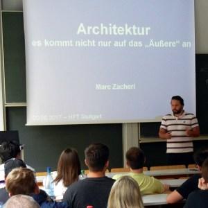 Marc Zacherl von EXXETA