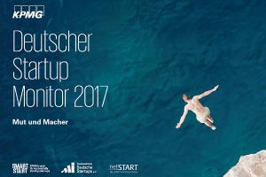 Deutscher Startup Monitor 2017