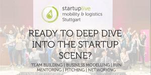 Startup Live Mobility & Logistics in Stuttgart