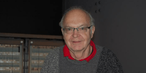 Donald E. Knuth (Quelle: vonguard, CC BY-SA 2.0)