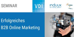 Seminar Erfolgreiches B2B Online Marketing