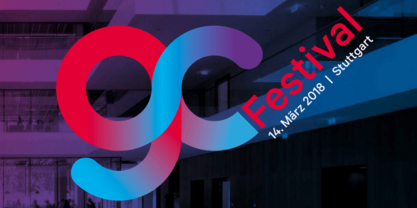 Get Connected Festival 2018 in Stuttgart am 14.3. im AEB-Neubau - Logistik, Software and more