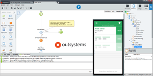 Outsystems: Low-Code Entwicklungsplattform