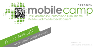 Mobile Camp 2018 in Dresden