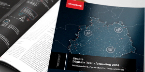 Studie Digitale Transformation 2018 von etventure