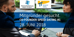 Co-Founder Speed Dating