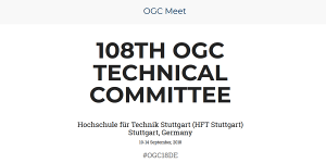 108. OGC TC Meeting an der HFT Stuttgart