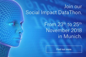 Munich Re Social Impact Datathon 2018