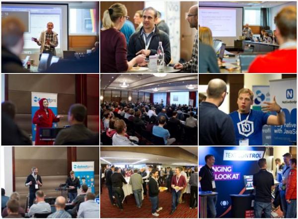 .NET Developer Conference 2018 (DDC 2018) in Köln - Impressionen aus dem letzten Jahr