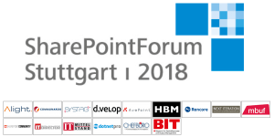 SharePoint Forum Stuttgart 2018