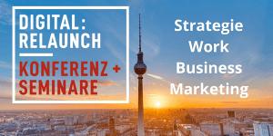 Digital:Relaunch 2020 in Berlin