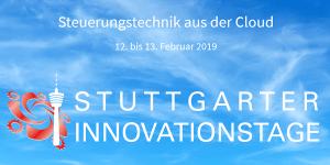 Stuttgarter Innovationstage 2019 - Steuerungstechnik aus der Cloud