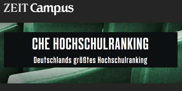CHE Ranking 2018: HFT Stuttgart mit Master Software Technology ganz vorne dabei