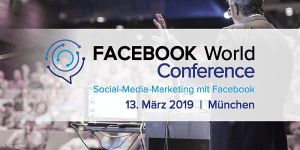 FACEBOOK World Conference 2019