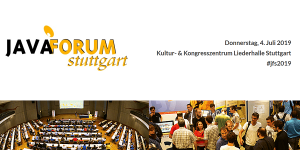 Java Forum Stuttgart 2019 (JFS 2019)