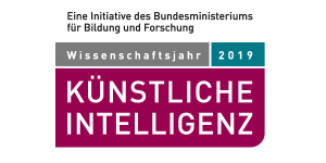 Wissenschaftsjahr 2019: KI / AI