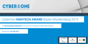 CyberOne Hightech Award 2019