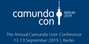 CamundaCon 2019 in Berlin