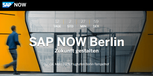 SAP NOW 2019 Berlin