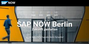 SAP NOW 2019 Berlin