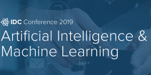 IDC AI & ML Conference 2019