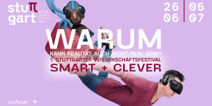 Stuttgarter Wissenschaftsfestival 2019