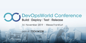 DevOpsWorld Conference 2019