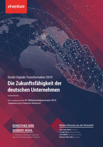 Digitale Transformation 2019 - Studie von etventure