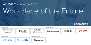 IDC Workplace of the Future 2019