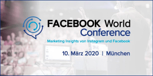 FACEBOOK World Conference 2020 in München