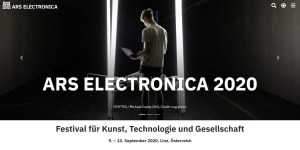 ARS ELECTRONICA 2020 in Linz
