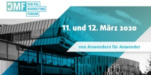 DMF 2020 - Digital Marketing Forum Stuttgart