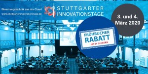 Stuttgarter Innovationstage 2020 - Steuerungstechnik aus der Cloud