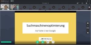 SEO-Update 2020: SEo-Experte Walz zu Gast an der HFT Stuttgart