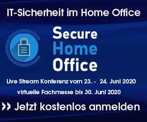 Secure Home Office & Remote Working 2020