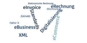 eRechnungs-Standards: XRechnung, ZUGFeRD und Faktur-X