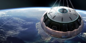 Space Perspective - MIt dem Ballon ins All