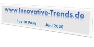 Top 10 Posts im Juni 2020